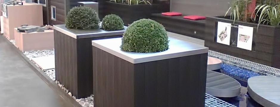 jardiniere exterioare CARRE